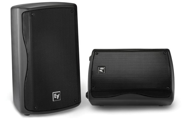اسپیکرهای سری zx الکتروویس   electro voice zx series